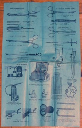 Surgical Instruments Bulletin (6 pages, newspaper size)