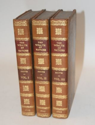An Inquiry into the Nature and causes of the Wealth of Nations ... the Eleventh edition; with...