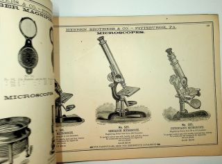 Heeren Bro's & Co. Illustrated Catalogue of Optical Goods, Watchmakers & Jewelers : Tools, Materials and Supplies, also Price List of American Movements and Cases