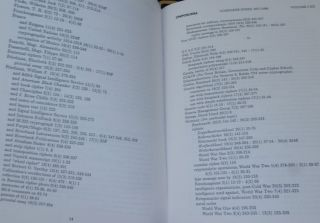 Cryptologia, A Quarterly Journal Devoted to Cryptology. 46 issues plus index issue from 1982-2011