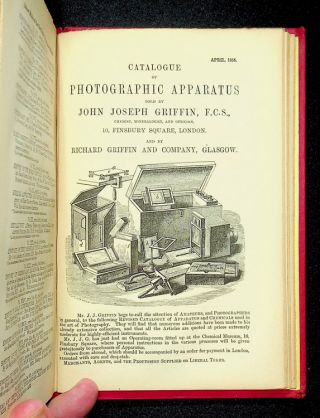 A Manual of Photography ... Fourth edition, Revised Illustrated by Numerous Engravings