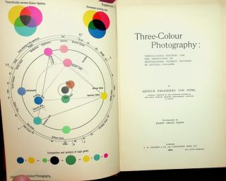 Three-Colour Photography : Three-Colour Printing and the Production of Photographic Pigment...