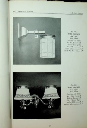 "[ Lighting ] COLT Carbide Gas Generators Pit Model ""S"" [ title page ] 