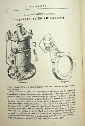 Catalogue of DENTAL MATERIALS, Furniture, Instruments, etc. for sale by Samuel S. White, Manufacturer, Importer, and Wholesale Dealer in all articles appertaining to dentistry