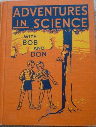 [ Printing matrix ] Adventures in Science with Bob and Don