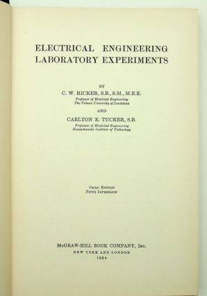 Electrical Engineering Laboratory Experiments