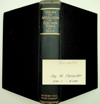 Theory and Applications of Electron Tubes. Herbert J. Reich