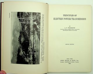 Principles of Electric Power Transmission