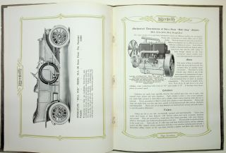 Inter-State Motor Cars 1911 Bull Dogs in Strength and Endurance